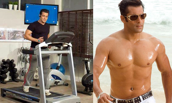 Workout Regimes of Bollywood Hunks