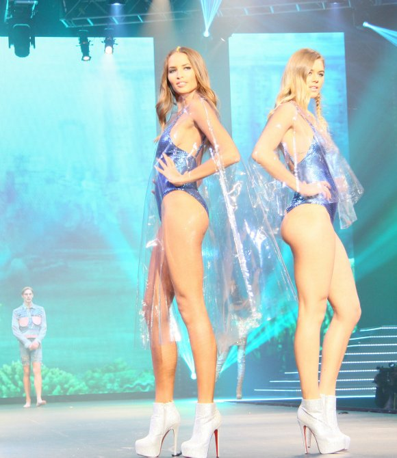 Highlights of The Clothes Show 2015