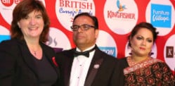 Winners of the British Curry Awards 2015