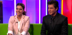 SRK and Kajol are Dilwale on British TV