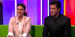 The One Show With SRK and Kajol