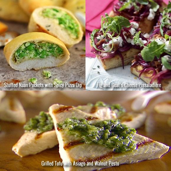 Festive Vegetarian Recipes Starter
