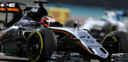 How did Force India F1 perform in 2015?