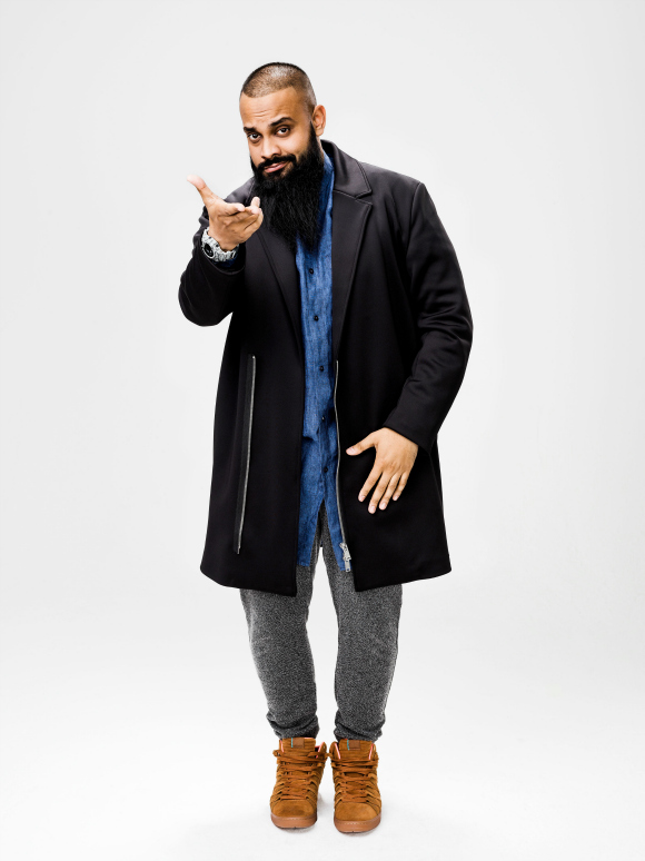 Guz Khan talks Comedy, Radio and Everything In-Between