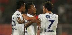 ISL Chennaiyin FC win marred by Elano arrest