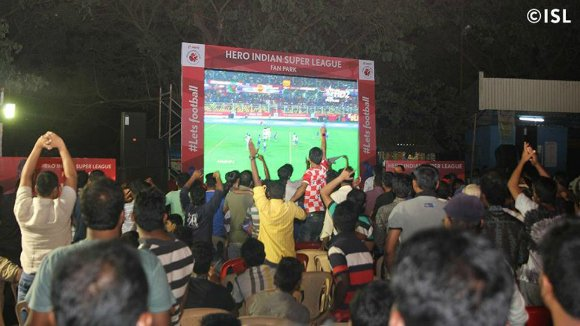 Goan fans react to Indian Super League 2015