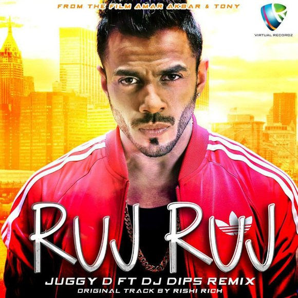 RUJ RUJ by Juggy D is a Bhangra Smash