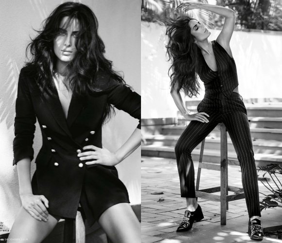 Katrina Kaif suits up for the latest cover of GQ India, but not in the way you are expecting.