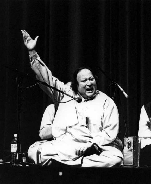 Nusrat Fateh Ali Khan Sufi Music