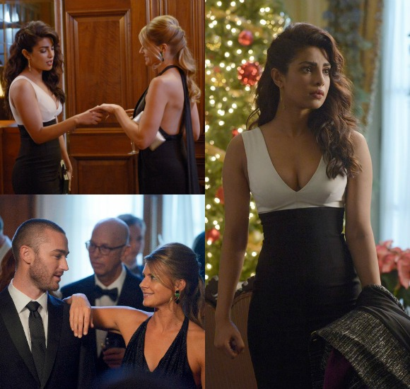 Quantico wraps up its first half season literally with a bang!
