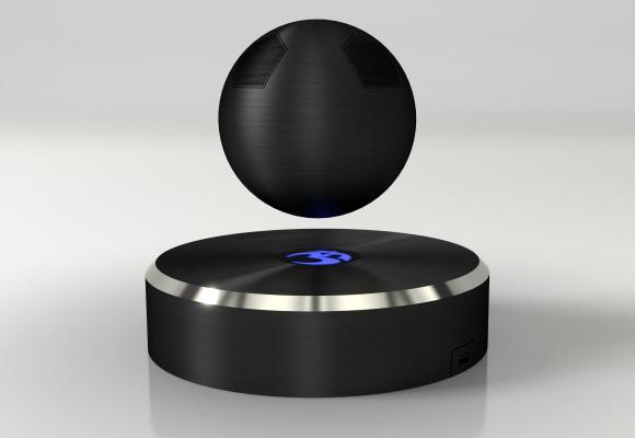 Quirkiest-Gadgets-2015-Floating-Speaker