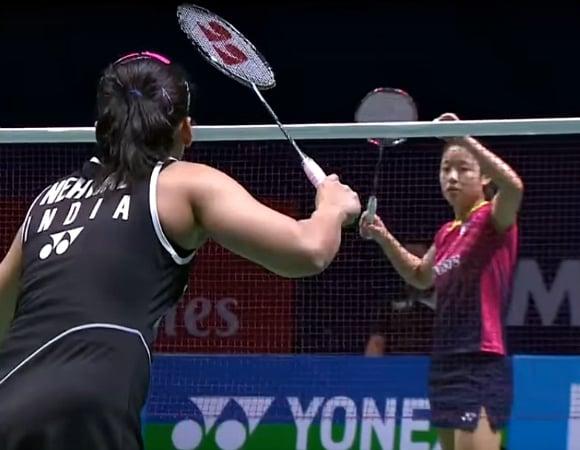 Saina Nehwal Badminton India