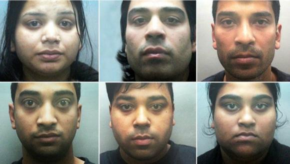 Family Jailed for Shahena Uddin Murder