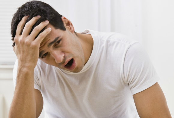 5 Ways Stress Affects Men's Health