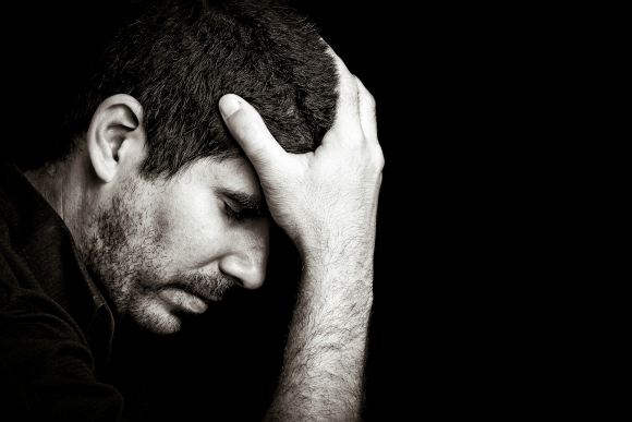 5 Ways Stress Affects Men's Health