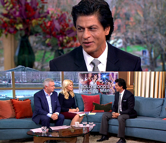 This Morning SRK