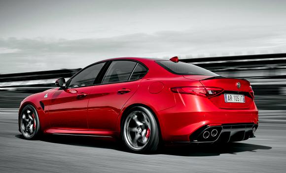 Top Cars 2016 Alfa Romeo Giulia