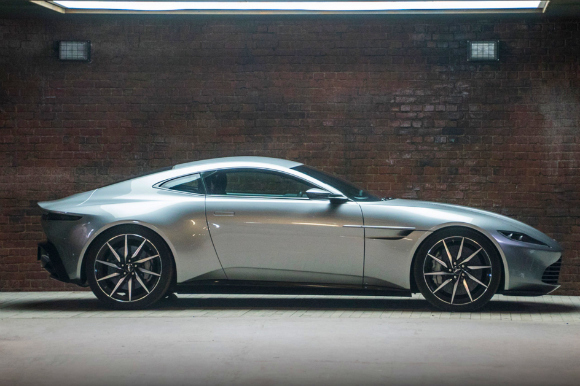 Top Cars 2016 Aston Martin DB11
