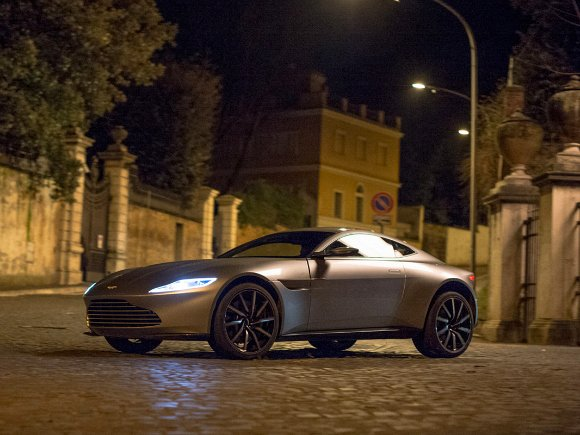 Top Cars 2016 Aston Martin DB11