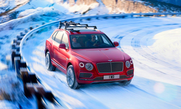 Top Cars 2016 Bentley Bentayga