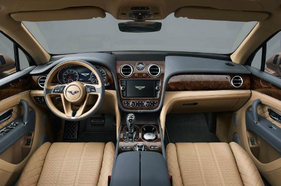 Top Cars 2016 Bentley Bentayga