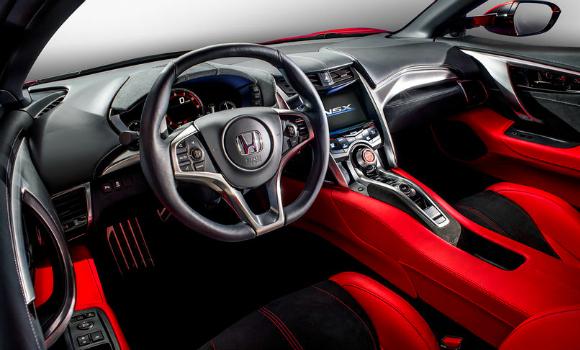 Top Cars 2016 Honda NSX
