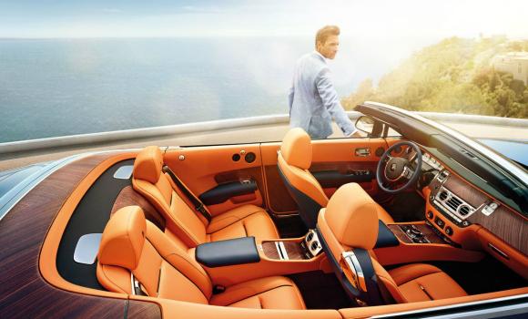 Top Cars 2016 Rolls Royce Dawn
