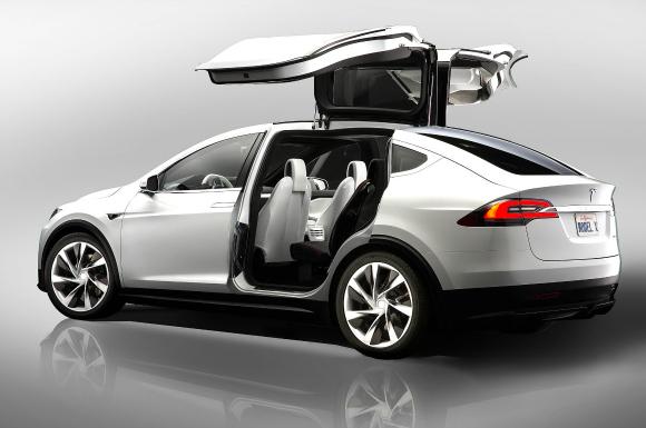 Top Cars 2016 Tesla Model X