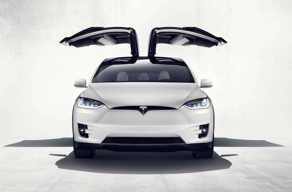 Top Cars 2016 Tesla Model X