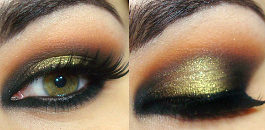 Eye make-up is a serious part of your daily routine, if not a part of your whole life.