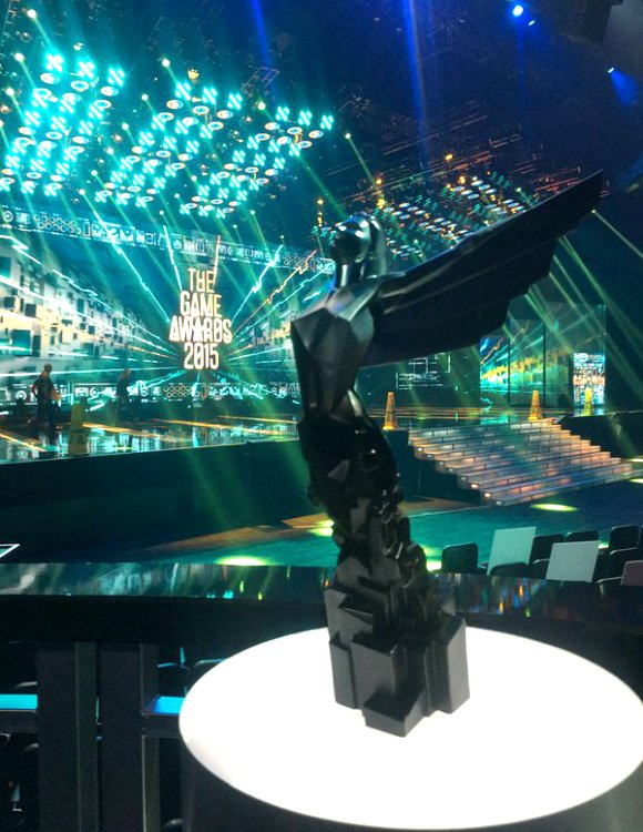Winners of the Video Game Awards 2015