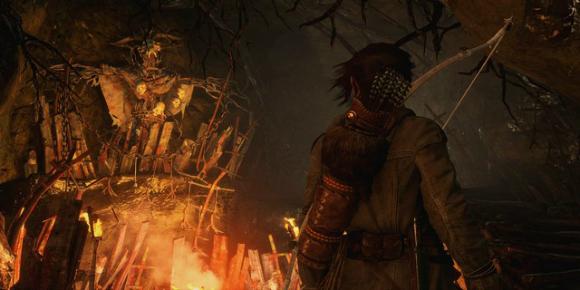 VGA Tomb Raider