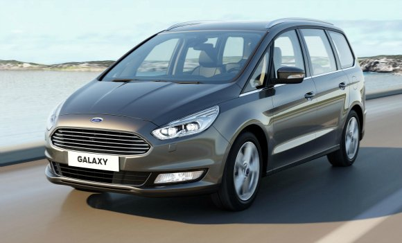 All New Ford Galaxy