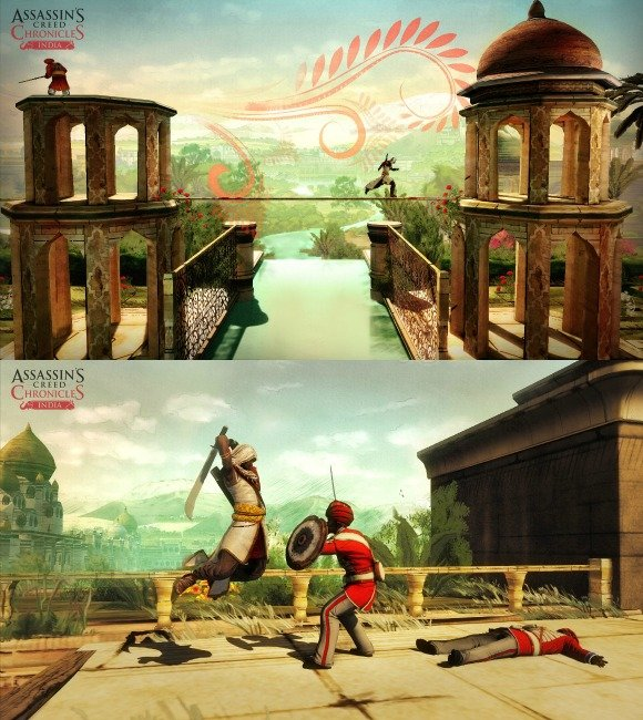 Assassin's Creed Chronicles: India to launch in 2016