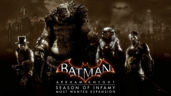 Alongside this is the release of the second expansion, Season of Infamy, which adds new Arkham episodes to the game.
