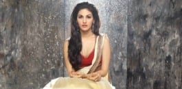 Amyra Dastur in Jackie Chan's Kung Fu Yoga?