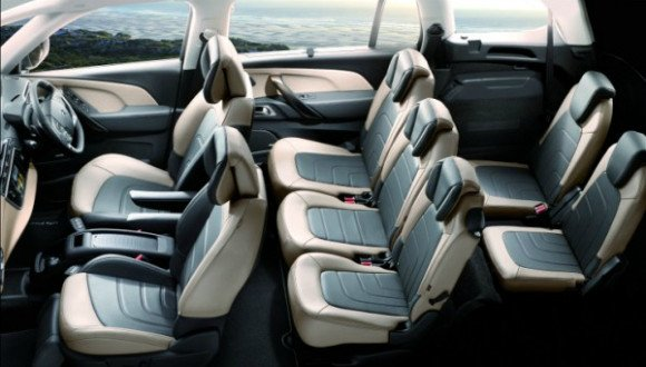 Best 7 Seater Cars Of 2015 Desiblitz
