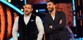 Lap Dance and Ranveer Singh on Bigg Boss 9