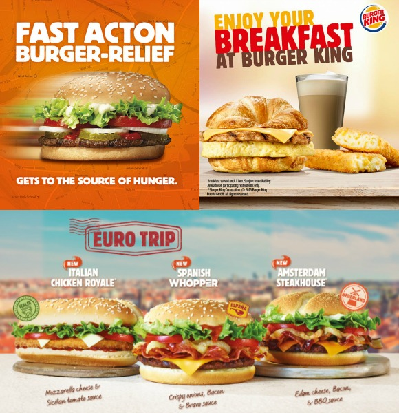 Burger King has become the first fast food chain in the UK to sell alcohol.
