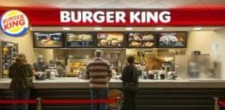 Burger King to serve Alcohol in the UK