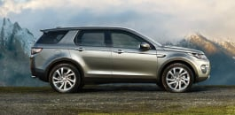 seven seater cars Land Rover Discovery Sport