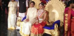 Indian Billionaire's daughter has £5.5m Wedding in Kerala