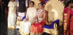 Indian Billionaire's daughter has £5.5m Wedding in Kerala