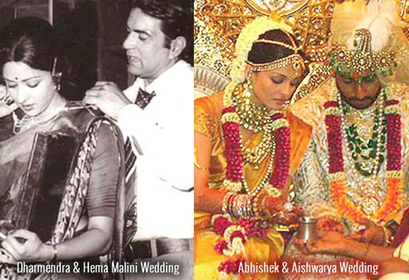 Bollywood Inter-Caste Marriage