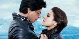 SRK charms Kajol in 'Janam Janam' for Dilwale