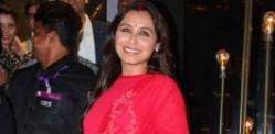 Rani Mukerji gives birth to Baby Adira