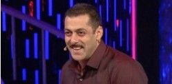 Salman Khan celebrates 50th Birthday in Bigg Boss 9