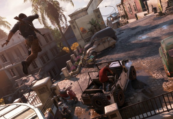 Uncharted 4 Multiplayer Beta gets Early Release