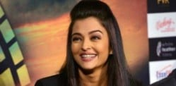 Aishwarya Rai meets French President for Lunch