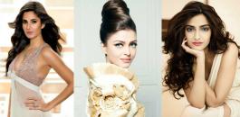 Aishwarya, Sonam & Katrina team up for L'Oréal ad
